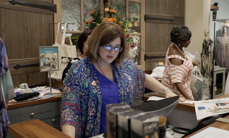 Store Associate at Soft Surroundings store.