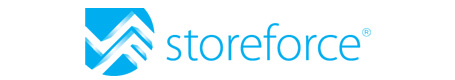StoreForce Logo on Press Site