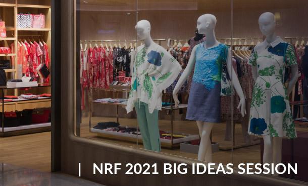 NRF 2021 Big Ideas Session: Let's Get Phygital
