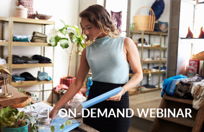 Reopening Stores in the Midst of COVID-19 – Recreating Our Playbook: There Are No Best Practices  On-Demand Webinar Front Image