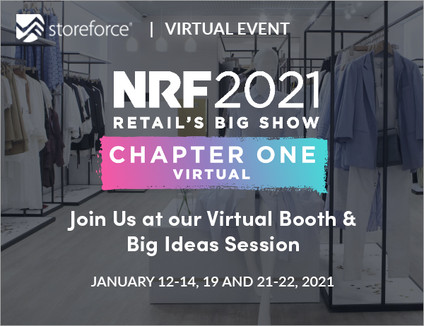 NRF 2021 Retail's Big Show - Chapter One Virtual