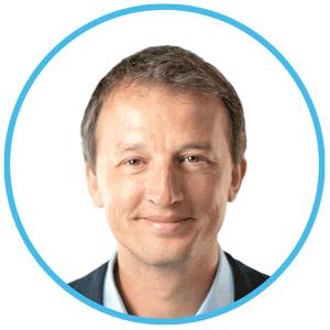 Chris Noble, Managing Director, Europe