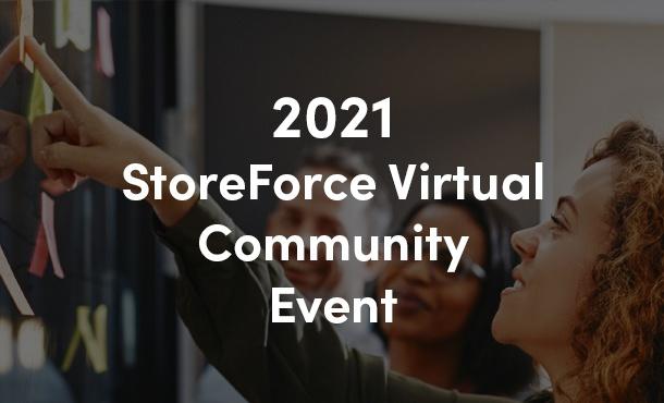 2021 StoreForce Virtual Community Event