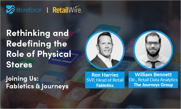 On-Demand webinar: Rethinking and Redefining the Role of Physical Stores