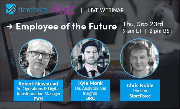 Upcoming Webinar: The Employee of the future